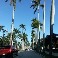 Photo taken at West Palm Beach by Gabriela L. on 1/6/2013