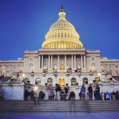 Photo taken at U.S. Capitol - Senate by Sergey K. on 5/18/2013
