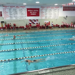 Photo taken at Hinsdale Central High School by john B. on 10/4/2014