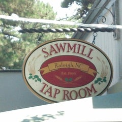 Photo taken at Sawmill Taproom by Leesa F. on 8/30/2013