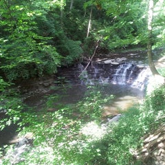 Photo taken at The Gorge Trail @ Sharon Woods by Zeb A. on 7/12/2013