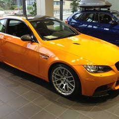 Photo taken at BMW Portland by Brian P. on 10/19/2012