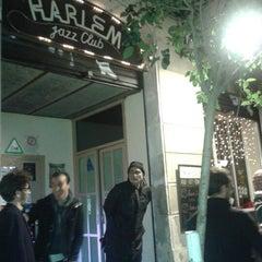 Photo taken at Harlem Jazz Club by Gabo N. on 3/10/2013