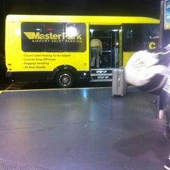Photo taken at MasterPark Lot C by Kellianna W. on 10/15/2012