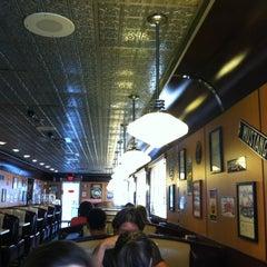 Photo taken at Moonlite Diner by Nancy C. on 7/9/2013