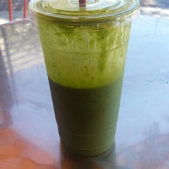 Photo taken at Da Juice Bar by Jill N. on 8/23/2014