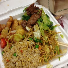 Photo taken at Panda Express by Michael M. on 2/13/2013