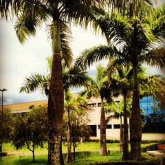 Photo taken at Universidade de Franca by Marcello on 3/11/2013