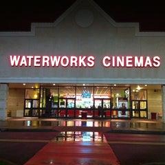 Photo taken at Waterworks Cinema by Kay Marie C. on 1/14/2013
