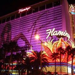 Photo taken at Flamingo Las Vegas Hotel & Casino by Year N. on 4/2/2013