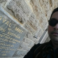 Photo taken at The Perth Mint by Shahrul Izwani O. on 4/27/2015
