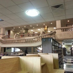 "Photo taken at Biblioteca - ""El Rey"" by Jun Bum L. on 2/12/2013"
