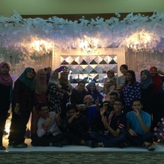 Photo taken at Dewan Jubli Perak by Cik Z. on 1/31/2016