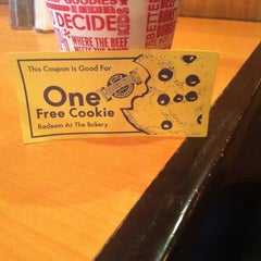 Photo taken at Fuddruckers by Amy R. on 3/9/2013