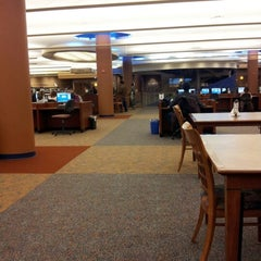 Photo taken at Southfield Public Library by Jacob T. on 11/5/2012