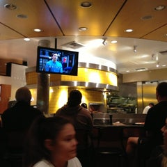 Photo taken at California Pizza Kitchen by Nic V. on 10/29/2012