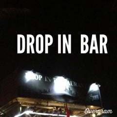 Photo taken at Drop In Bar by RAJA P. on 12/31/2013