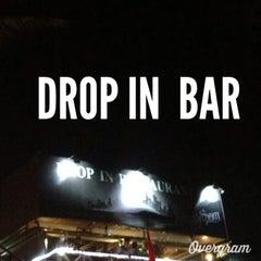 Photo taken at Drop In Bar by RAJA P. on 12/31/2013