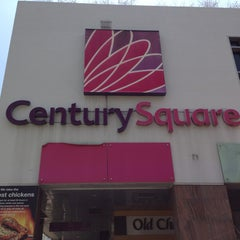 Photo taken at Century Square by Stephanie O. on 3/22/2013