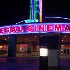 Photo taken at Regal Cinemas The Loop 16 & RPX by Michael L. on 2/13/2013