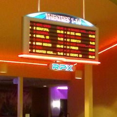 Photo taken at Regal Cinemas The Loop 16 & RPX by Michael L. on 2/18/2013