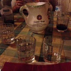Photo taken at Trattoria Der Pallaro by Sonia D. on 11/23/2014