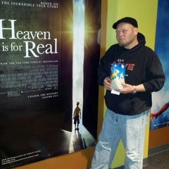 Photo taken at The Movies @ Meadville by Todd S. on 4/17/2014