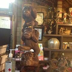 Photo taken at Three Monkeys Coffee & Tea House by Aidin G. on 4/22/2013