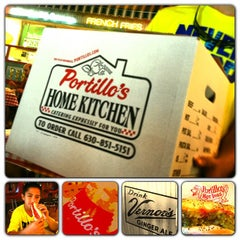 Photo taken at Portillo's by Kate @. on 7/14/2013