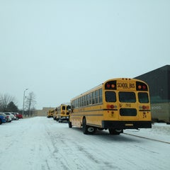 Photo taken at Mount Vernon Middle School by Kate @. on 2/2/2013