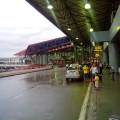 Photo taken at Domestic Terminal by QO C. on 8/8/2013