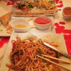 Photo taken at Noodle Bar by Vivi A. on 2/13/2013