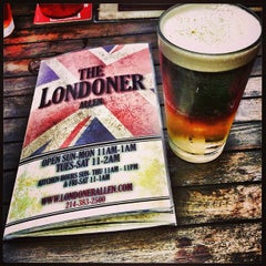 Photo taken at The Londoner by Louis N. on 5/17/2013