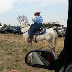 Photo taken at Wild West Arena by Brad J. on 6/21/2013