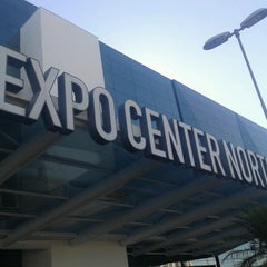 Photo taken at Expo Center Norte by Kelly O. on 3/3/2013