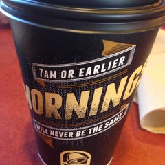 Photo taken at Taco Bell by Rob F. on 5/10/2014