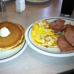 Photo taken at IHOP by Thomas S. on 4/9/2013