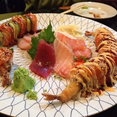 Photo taken at Nozawa Sushi by Sonia L. on 9/29/2013
