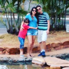 Photo taken at Caldas Novas by Elzimar P. on 9/7/2015