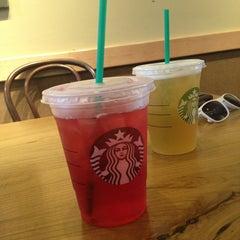 Photo taken at Starbucks by Isis M. on 6/26/2013