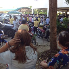 รูปภาพถ่ายที่ สำนักงานประกันสังคม จังหวัดปทุมธานี โดย Tanya P. เมื่อ 12/8/2014