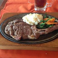 Photo taken at El Ganadero - Steak House by Omar C. on 3/10/2013