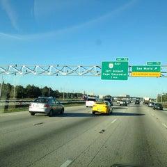Photo taken at Interstate 4 by Davi N. on 2/28/2013