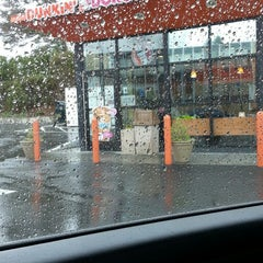 Photo taken at Dunkin Donuts by Suzie Q on 4/12/2013