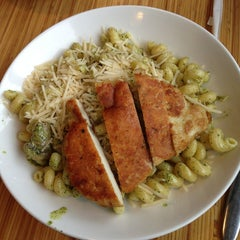 Photo taken at Noodles & Company by Amanda R. on 3/20/2013