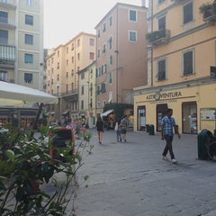 Photo taken at Piazza Del Bastione by Lex on 7/19/2014