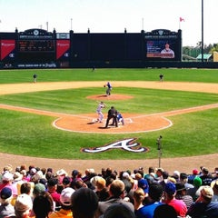 Photo taken at ESPN Wide World of Sports by Frank D. on 3/9/2013