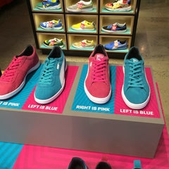 Photo taken at The PUMA Store by Laura M. on 6/23/2014