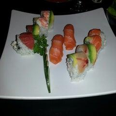 Photo taken at SakeBomber Sushi & Grill by Keller P. on 5/21/2013
