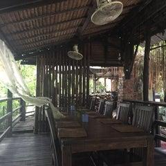 Photo taken at Subak Restaurant by Kavitha S. on 8/23/2015